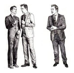Charles, Jack & Henry